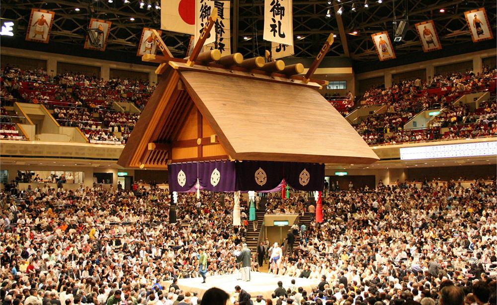 Sumo Kampf - der RIng