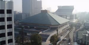 Sumo Profiliga - Kokugikan Tokyo