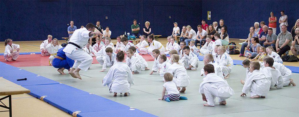 Judo für Kinder – Anfängerkurse starten im Oktober