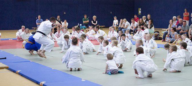 Judo für Kinder – Anfängerkurse starten im September