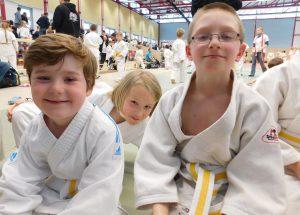Judo für Kinder - Anfängerkurse beim JC Uni Rostock