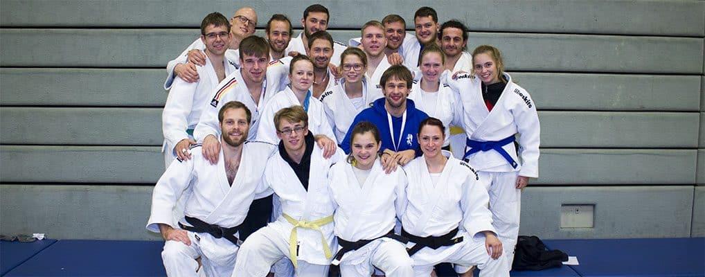 Newcomer holen Sieg bei der DHM in Bonn