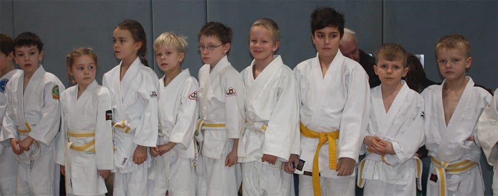 Judogreifen räumen bei Vielseitigkeitsturnier ab