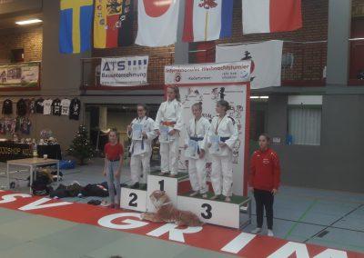 25. WT Grimmen Anni 1. Platz - Judo Rostock