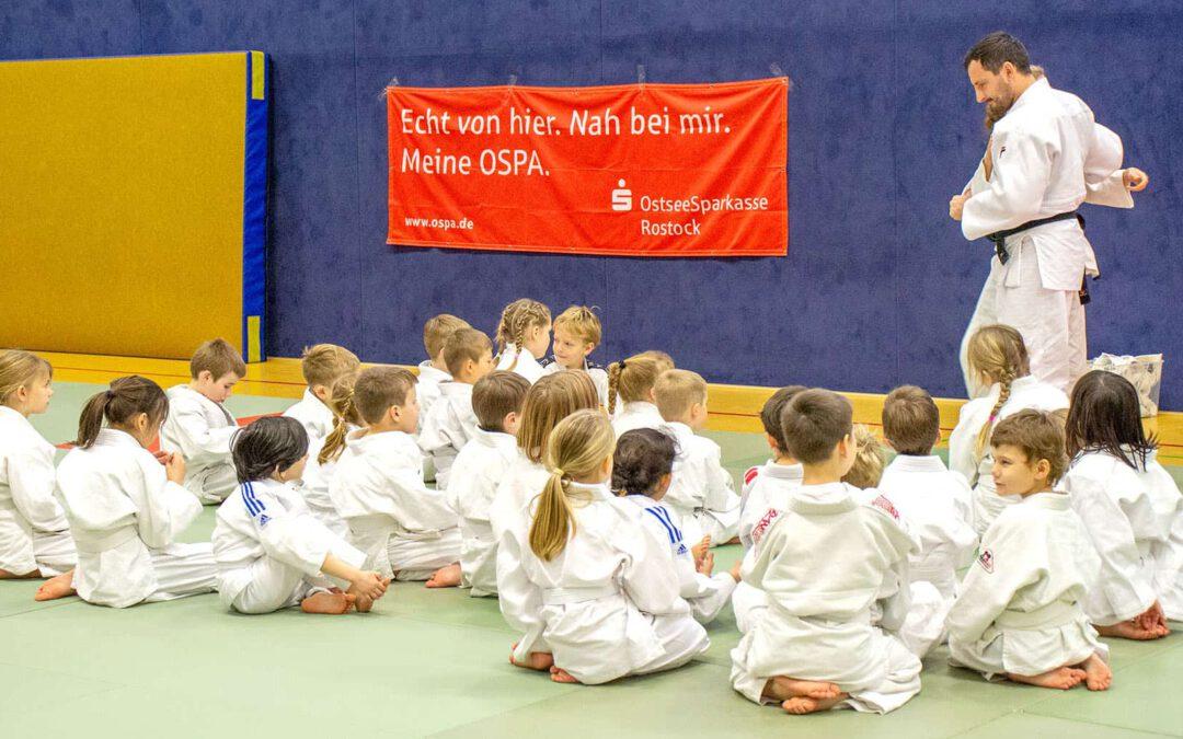 Judo für Kinder – Anfängerkurs startet am 31. August