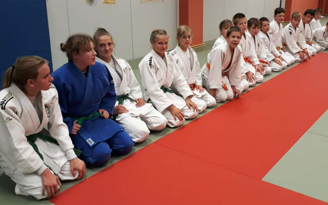 Gemeinsames Training mit dem VfK und PSV Rostock